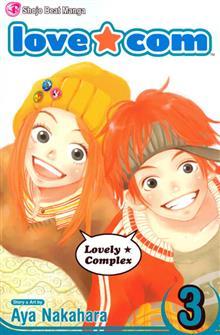 LOVE COM VOL 3 TP