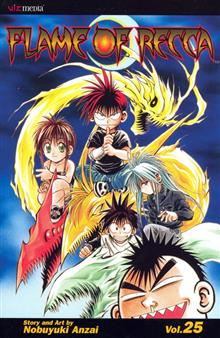 FLAME OF RECCA TP VOL 25