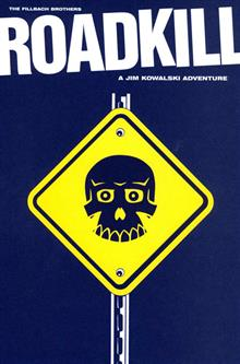 ROADKILL JIM KOWALKSI ADVENTURE GN