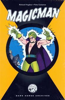 MAGICMAN ARCHIVES HC VOL 01