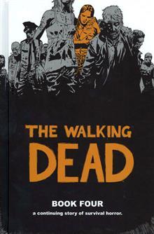 WALKING DEAD HC VOL 04 NEW PTG (MR)