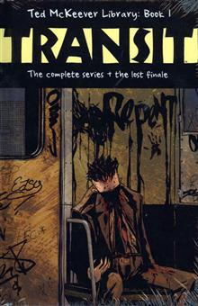 TED MCKEEVER LIBRARY HC VOL 01