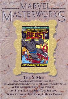 MMW X-MEN HC VOL 07 VAR ED VOL 105