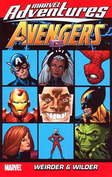 MARVEL ADVENTURES THE AVENGERS DIGEST VOL 07