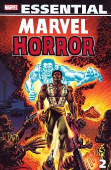 ESSENTIAL MARVEL HORROR TP VOL 02