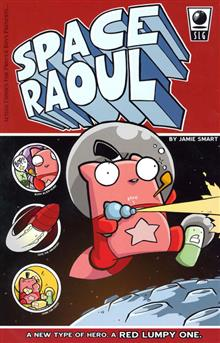 SPACE RAOUL GN VOL 01