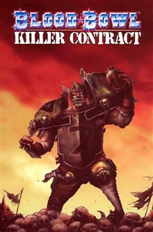 BLOOD BOWL KILLER CONTRACT TP VOL 01