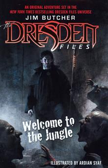 JIM BUTCHERS DRESDEN FILES HC VOL 01 PX WELCOME JU