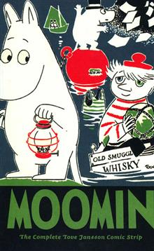 MOOMIN COMPLETE TOVE JANNSON COMIC STRIP HC VOL 03