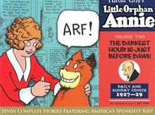 COMPLETE LITTLE ORPHAN ANNIE VOL 2 HC