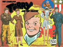 COMPLETE TERRY & THE PIRATES HC VOL 05
