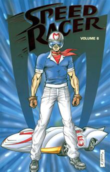 SPEED RACER TP VOL 06