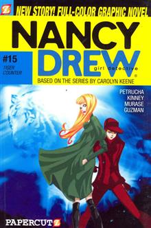 NANCY DREW GN SC VOL 15 SLEIGHT OF DAN