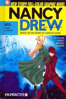 NANCY DREW GN HC VOL 15 SLEIGHT OF DAN