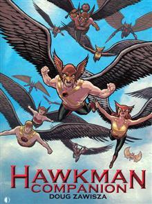 HAWKMAN COMPANION SC