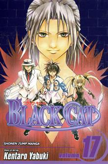 BLACK CAT TP VOL 17