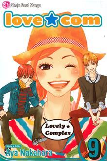 LOVE COM TP VOL 09