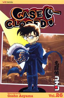 CASE CLOSED GN VOL 26