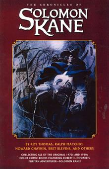 CHRONICLES OF SOLOMON KANE VOL 1 TP