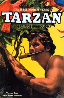 TARZAN THE JESSE MARSH YEARS VOL 4 HC