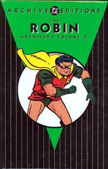 ROBIN ARCHIVES HC VOL 02
