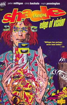 SHADE THE CHANGING MAN VOL 2 EDGE OF VISION TP
