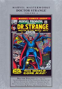 MMW DOCTOR STRANGE VOL 4 HC