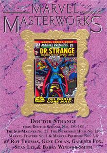 MMW DOCTOR STRANGE VOL 4 HC VAR ED 130