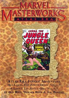 MMW ATLAS ERA JUNGLE ADVENTURE VOL 1 HC VAR ED 131