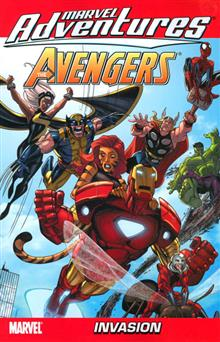 MARVEL ADVENTURES AVENGERS VOL 10 DIGEST TP