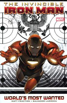 INVINCIBLE IRON MAN VOL 2 WORLDS MOST WANTED BOOK 1 TP