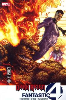 DARK REIGN FANTASTIC FOUR TP