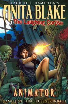 ANITA BLAKE VH LAUGHING CORPSE BOOK 1 ANIMATOR TP (MR)