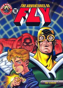 ADVENTURES OF THE FLY VOL 1 TP