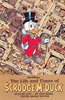 LIFE & TIMES OF SCROOGE MCDUCK VOL 1 HC (BOOM)
