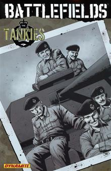 GARTH ENNIS BATTLEFIELDS VOL 3 TANKIES TP (MR)