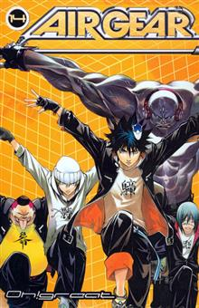 AIR GEAR VOL 14 GN (MR)
