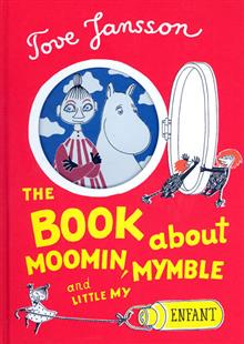 BOOK ABOUT MOOMIN MYMBLE & LITTLE MY HC