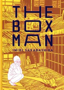 BOX MAN HC (MR)