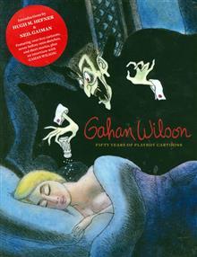 GAHAN WILSON 50 YEARS OF PLAYBOY CARTOONS HC (MR)