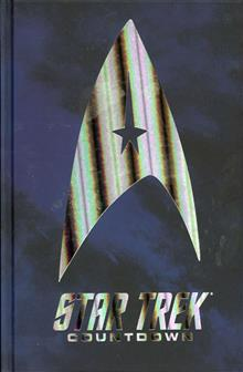 STAR TREK COUNTDOWN HC