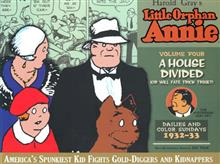 COMPLETE LITTLE ORPHAN ANNIE VOL 4 HC
