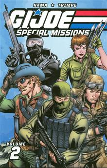 GI JOE SPECIAL MISSIONS TP VOL 02