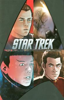 STAR TREK MOVIE ADAPTATION TP