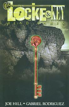 LOCKE & KEY TP VOL 02 HEAD GAMES