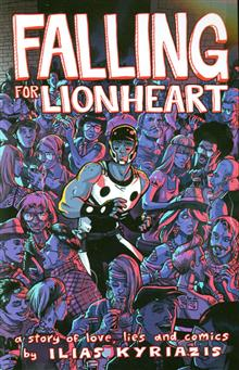 FALLING FOR LIONHEART GN