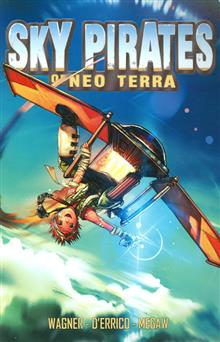 SKY PIRATES OF NEO TERRA TP