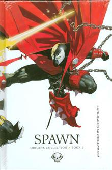 SPAWN ORIGINS HC VOL 02