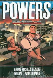 POWERS DEFINITIVE COLLECTION HC VOL 04 (MR)