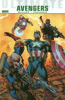 ULTIMATE COMICS AVENGERS TP NEXT GENERATION